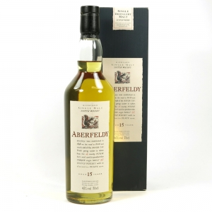 Aberfeldy 15 Year Old Flora and Fauna Front