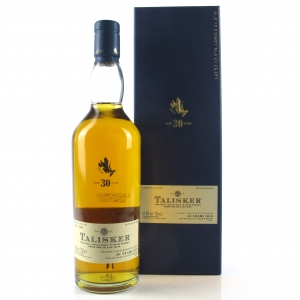 Talisker 30 Year Old 2006 Release