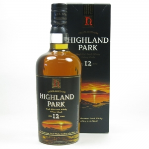 Highland Park 12 Year Old 1990s Front