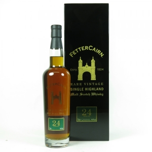 Fettercairn 1984 24 Year Old Front