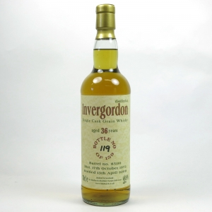 Invergordon 1972 Bladnoch Forum 36 Year Old Front