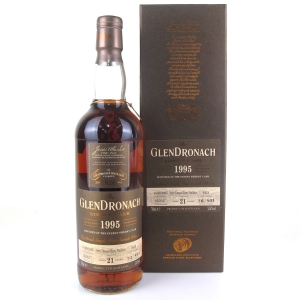 Glendronach 1995 Single Cask 21 Year Old #4418