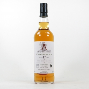 Caperdonich 1995 Abbey Whisky 17 Year Old