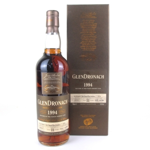 Glendronach 1994 Single Cask 22 Year Old #3379