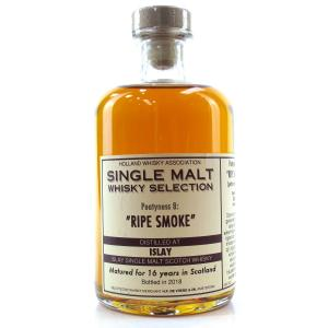 Islay 16 Year Old Holland Whisky Association 50cl