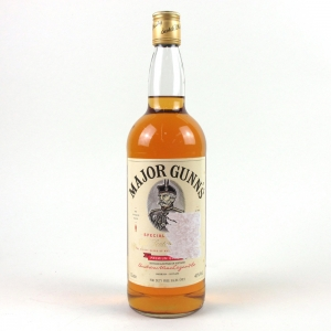 Major Gunn's Scotch Whisky