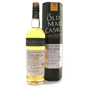 Littlemill 1991 Douglas Laing 19 Year Old