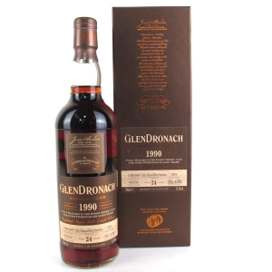 Glendronach 1990 Single Cask 24 Year Old #2970