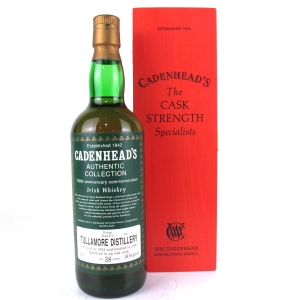 Daly's Tullamore 1952 Cadenhead's 38 Year Old