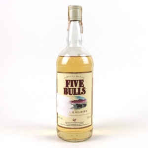 Five Bulls Blended Scotch Whisky