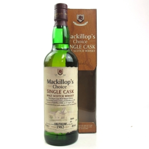 St Magdalene / Linlithgow 1982 Mackillop's Choice 19 Year Old