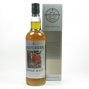Hazelburn 8 Year Old First Edition / The Stills Front