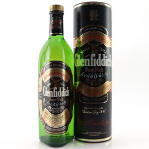 Glenfiddich Pure Malt Special Old Reserve 1980s