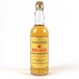 Robertson Yellow Label Blended Scotch Whisky