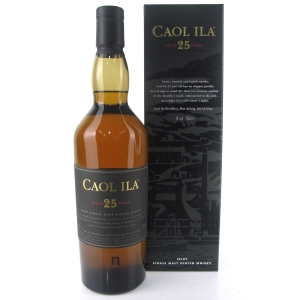 Caol Ila 25 Year Old