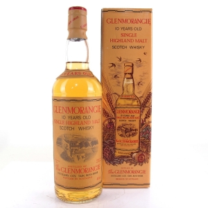Glenmorangie 10 Year Old 1980s