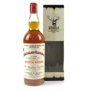 Macallan 1940 37 Year Old / Pinerolo Import