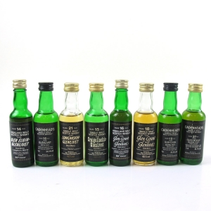 Cadenhead's Speyside Miniature Selection 8 x 5cl