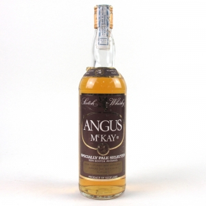 Angus McKay 5 Year Old Blended Scotch Whisky