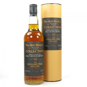Highland Park 30 Year Old Gordon and Macphail