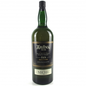 Ardbeg Mor 10 Year Old 4.5 Litres Cask Strength / 1st Edition