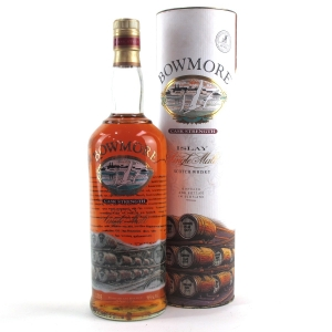 Bowmore Cask Strength Screen Print 1 Litre