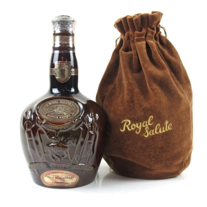 Chivas Royal Salute 21 Year Old 1980s