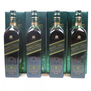 Johnnie Walker Green Label Taiwan Wonders Collection / Including Sweater Front