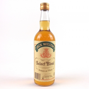 Jack Willow's Select Blended Whisky