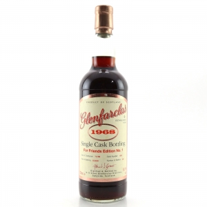 Glenfarclas 1968 Single Cask #688 / For Friends Edition No.1