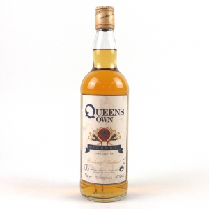 Queens Own Scotch Whisky