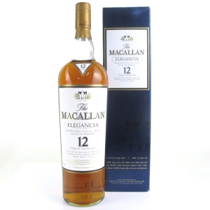 Macallan 12 Year Old Elegancia 1 Litre