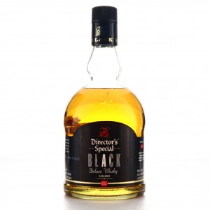 Director's Special Black Deluxe Whisky 75cl / US Import