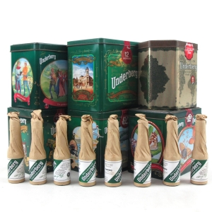 Underberg Bitters Miniature Collection x 6