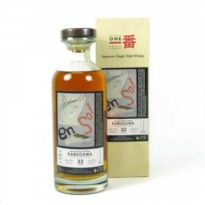 Karuizawa 1981 31 Year Old En Soi Single Cask #8461 front