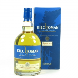 Kilchoman 2007 Single Cask Royal Mile Whiskies