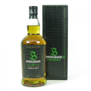 Springbank 15 Year Old (Signed) front