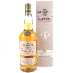 Glenlivet Nàdurra 16 Year Old Cask Strength Batch #1110L