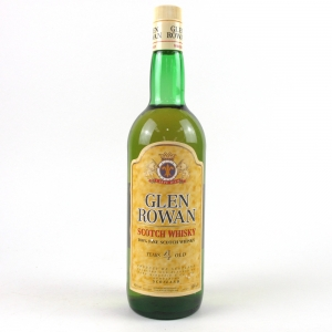 Glen Rowan 4 Year Old Blended Scotch Whisky