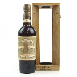 Highland Park St Magnus 12 Year Old