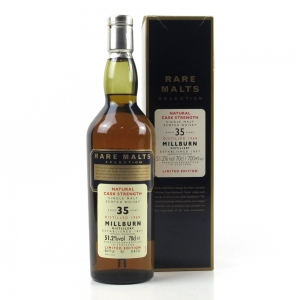 Millburn 1969 Rare Malts 35 Year Old 51.2%