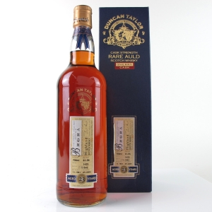 Brora 1981 Duncan Taylor 23 Year Old