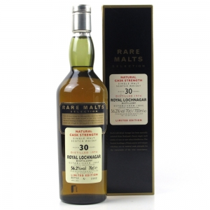 Royal Lochnagar 1974 Rare Malt 30 Year Old