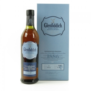 Glenfiddich 1993 Foundation Reserve