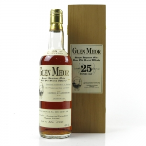 Glen Mhor 1970 25 Year Old Campbell & Clark
