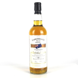 Cradle Mountain 11 Year Old Cadenhead's Single Cask