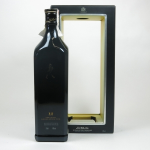 Johnnie Walker Black Label Anniversary Edition Front
