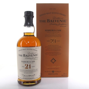 Balvenie 21 Year Old Madeira Wood Finish