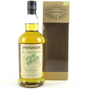 Springbank 1991 Rum Wood 16 Year Old