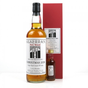 Kilkerran Staff Exclusive Christmas 2008 With Sample